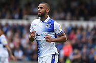 Stefan Payne (9) of Bristol Rovers during the EFL Sky Bet League 1 match between Bristol Rovers and Plymouth Argyle at the Memorial Stadium, Bristol, England on 8 September 2018.