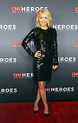 December 17, 2017-New York, NY-United States: On-Air Personality Kelly Ripa attends the 11th Annual CNN Heroes All-Star Tribute held at the American Museum of Natural History on December 18, 2017 in New York City. The All-Star Tribute ceremony honors everyday people changing the world. Terrence Jennings/terrencejennings.com