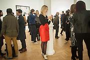 PRINCESS ELISABETH VON THURN UND TAXIS, Panta Rhei. An exhibition of work by Keith Tyson. The Pace Gallery. Burlington Gdns. 6 February 2013.