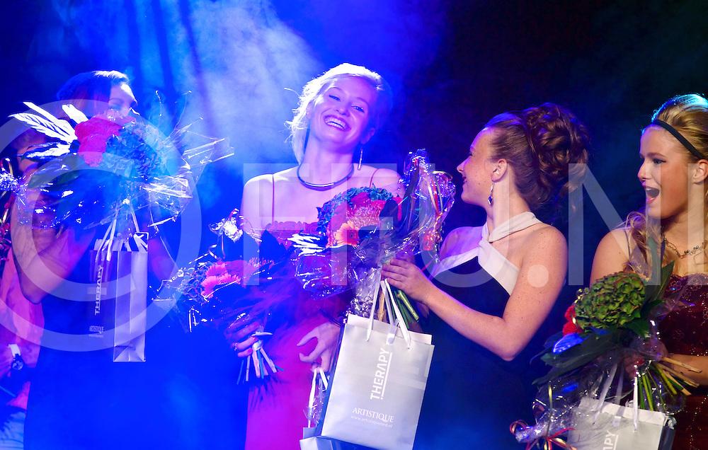 DE KRIM - Miss Vezelstar.<br /> Foto: Puck (2e v l ) is de miss Vezelstar 2015.<br /> FFU PRESS AGENCY COPYRIGHT FRANK UIJLENBROEK
