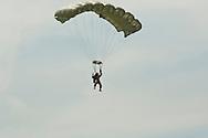 Skydiver.