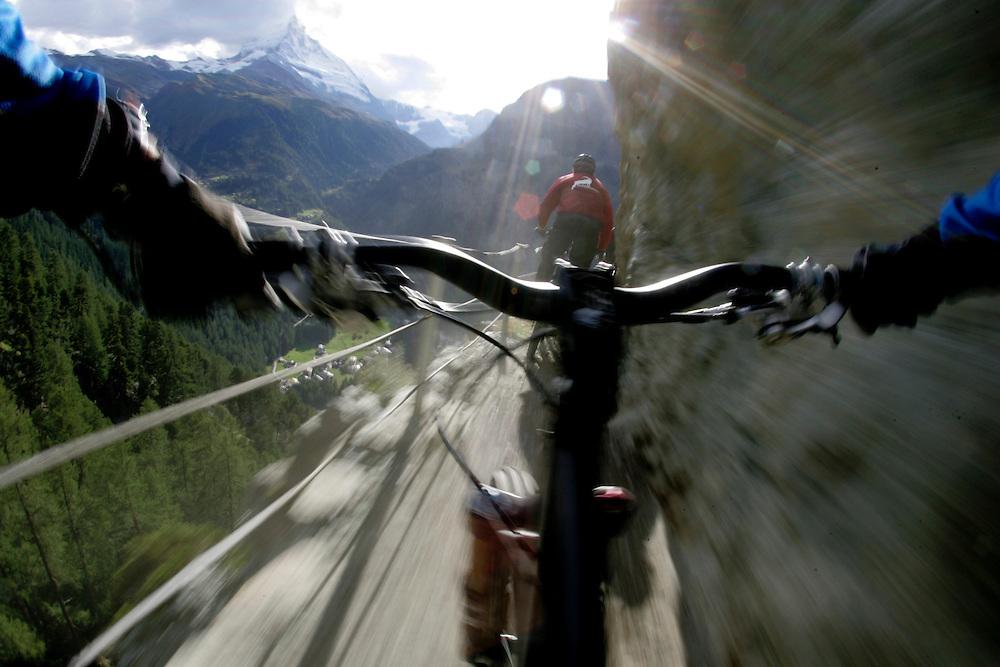Rider: Paulo Valle.Location: Zermatt (Switzerland)