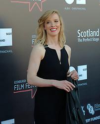 Edinburgh International Film Festival, Thursday, 21st June 2018<br /> <br /> WHITE CHAMBER (UK PREMIERE )<br /> <br /> Pictured: Shauna Macdonald<br /> <br /> (c) Alex Todd   Edinburgh Elite media