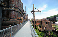 The Hoover Mason Trestle in Bethlehem. (Photo by Matt Smith)