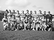 Hurling, Oireachtas Final, Croke Park, Clare v Wexford. .Clare Team...Wexford 5-11 Clare 4-5..25.10.1953, 10.25.1953, 25th October 1953