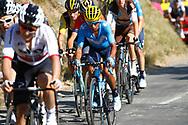 Nairo Quintana (COL - Movistar) during the 105th Tour de France 2018, Stage 11, Alberville - La Rosiere Espace Bernardo (108,5 km) on July 18th, 2018 - Photo Luca Bettini / BettiniPhoto / ProSportsImages / DPPI