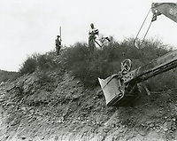 1924 Surveyors at Hollywoodland Development