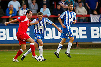 Ryan McCann. Kidderminster Harriers FC 1-1 Stockport County. Blue Square Bet Premier. 23.8.11