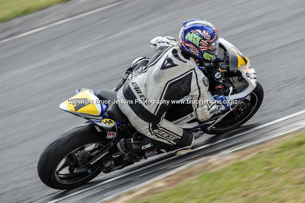 Ropund 1 of the Suzuki Tri Series at Hampton Downs, New Zealand 2014