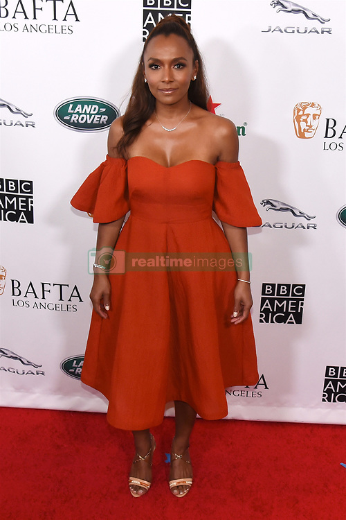 September 15, 2018 - Beverly Hills, California, USA - JANET MOCK attends the 2018 BAFTA Los Angeles + BBC America TV Tea Party at the Beverly Hilton in Beverly Hills. (Credit Image: © Billy Bennight/ZUMA Wire)