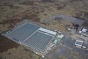 Solar Panel, Kona, Big Island of Hawaii