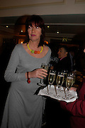 Janet Street-Porter. South Bank Show Awards, The Savoy Hotel. London. 27 January 2005. ONE TIME USE ONLY - DO NOT ARCHIVE  © Copyright Photograph by Dafydd Jones 66 Stockwell Park Rd. London SW9 0DA Tel 020 7733 0108 www.dafjones.com