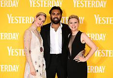 Yesterday UK Premiere - 18 June 2019