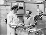 Fishing - Howth Herrings Industry - Special for Times Pictorial.25/08/1955
