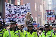 EDL Manchester 02/03/2013
