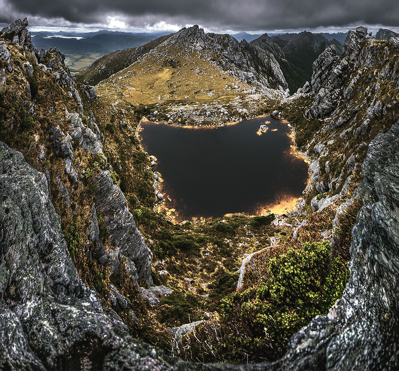 Lake Sirona in Western Arthurs Range