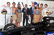 A1 Team New Zealand Launch, New Zealand House, London, England. 14 September 2005.<br />© Sport the library