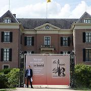 NLD/Doorn/20180824 -  Beatrix opent tentoonstelling 'Verzet en Verdriet in Beeld', Huis Doorn