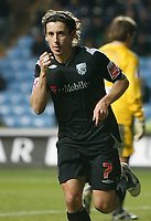 Photo: Steve Bond/Sportsbeat Images.<br />Coventry City v West Bromwich Albion. Coca Cola Championship. 12/11/2007. robert Koren turns after scoring