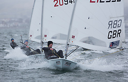 The annual RYA Youth National Championships is the UK's premier youth racing event. Day 3 with winds backing to the North the racing started on the Largs Channel.<br /> <br /> 212950, Joseph Mullan, SUWC, Laser Standard <br /> <br /> Images: Marc Turner / RYA<br /> <br /> For further information contact:<br /> <br /> Richard Aspland, <br /> RYA Racing Communications Officer (on site)<br /> E: richard.aspland@rya.org.uk<br /> m: 07469 854599