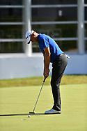 Robert Karlsson (SWE) during the BMW PGA Championship at Wentworth Club, Virginia Water, United Kingdom on 18 September 2019.