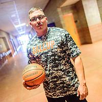 060915       Adron Gardner<br /> <br /> Richard Rangel is the new varsity boys basketball coach at Gallup High School.