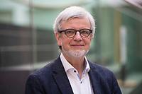 DEU, Deutschland, Germany, Berlin, 26.04.2021: Portrait von Prof. Dr. Dr. Ortwin Renn, Wissenschaftlicher Direktor des IASS (Institute For Advanced Sustainability Studies, Potsdam).