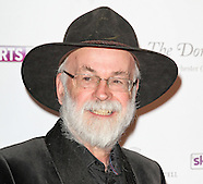 Author Sir Terry Pratchett has died at the age of 66