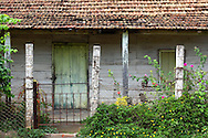 House in Ciego de Avila, Cuba.