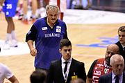 DESCRIZIONE : Milano Lega A 2014-15 EA7 Emporio Armani Milano vs Banco di Sardegna Sassari playoff Semifinale gara 7 <br /> GIOCATORE : Romeo Sacchetti<br /> CATEGORIA : esultanza postgame<br /> SQUADRA : Banco di Sardegna Sassari<br /> EVENTO : PlayOff Semifinale gara 7<br /> GARA : EA7 Emporio Armani Milano vs Banco di Sardegna SassariPlayOff Semifinale Gara 7<br /> DATA : 10/06/2015 <br /> SPORT : Pallacanestro <br /> AUTORE : Agenzia Ciamillo-Castoria/GiulioCiamillo<br /> Galleria : Lega Basket A 2014-2015 Fotonotizia : Milano Lega A 2014-15 EA7 Emporio Armani Milano vs Banco di Sardegna Sassari playoff Semifinale  gara 7 Predefinita :