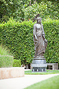 The Statue of Freedom at the Cerritos Sculpture Garden