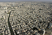 aerial photography of Tel Aviv, Israel as seen from south