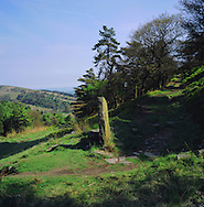 Sun shining on Shooter's Clough in the Goyt Valley, one of the main tributaries of the river Mersey. The Mersey is a river in north west England which stretches for 70 miles (112 km) from Stockport, Greater Manchester, ending at Liverpool Bay, Merseyside. For centuries, it formed part of the ancient county divide between Lancashire and Cheshire.