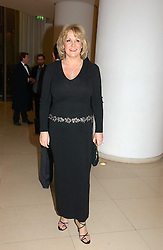 KIM WINSER president and chief executive of Aquascutum at a Burns Night dinner in aid of CLIC Sargent and Children's Hospice Association Scotland held at St.Martin's Lane Hotel, St.Martin's Lane, London on 25th January 2007.<br />