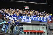 DESCRIZIONE : Milano Final Eight Coppa Italia 2014 Finale Montepaschi Siena - Dinamo Banco di Sardegna Sassari<br /> GIOCATORE : Commando Ultrà Dinamo<br /> CATEGORIA : Palazzetto Arena<br /> SQUADRA : Dinamo Banco di Sardegna Sassari<br /> EVENTO : Final Eight Coppa Italia 2014 Milano<br /> GARA : Montepaschi Siena - Dinamo Banco di Sardegna Sassari<br /> DATA : 09/02/2014<br /> SPORT : Pallacanestro <br /> AUTORE : Agenzia Ciamillo-Castoria / Luigi Canu<br /> Galleria : Final Eight Coppa Italia 2014 Milano<br /> Fotonotizia : Milano Final Eight Coppa Italia 2014 Finale Montepaschi Siena - Dinamo Banco di Sardegna Sassari<br /> Predefinita :