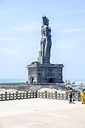 Thiruvalluvar Statue, kanyakumari, Tamil nadu, India