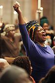 Nelson Mandela Memorial Service held in New York City