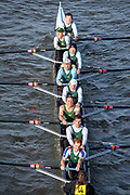Chiswick. London. Saturday. 23.01.2016. Quintin Head. River Thames. Crabtree Rowing Club Eight,   [Mandatory Credit: Peter Spurrier/Intersport-images.com]