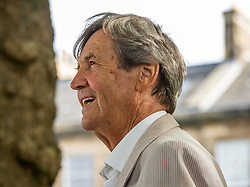 Pictured: Melvyn Bragg<br /><br />Melvyn Bragg, Baron Bragg, CH, FRS, FBA, FRSL, is an English broadcaster, author and parliamentarian. He is best known for his work with ITV as editor and presenter of The South Bank Show, and for the Radio 4 discussion series In Our Time. <br /><br />Ger Harley   EEm 24 August 2019
