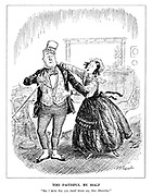 "Too Faithful by Half. ""But I insist that you should desert me, Mrs. Micawber."""