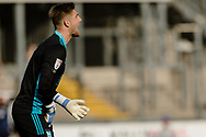Ipswich Town goalkeeper Thomas Holy (1) during the EFL Sky Bet League 1 match between Bristol Rovers and Ipswich Town at the Memorial Stadium, Bristol, England on 19 September 2020.