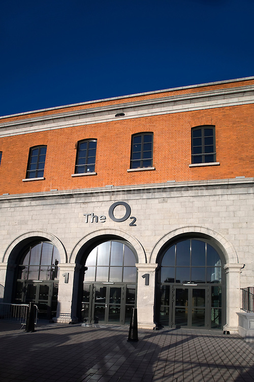 The 02 Point Theatre Village, Dublin, Ireland, a concert and events venue opened in December 2008.