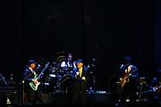 Leonard Cohen on stage Israel, September 2009