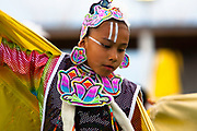 Indian Days celebration in Browning, Montana.