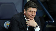 Manager of Watford Walter Mazzarri  before the English Premier League match at The Etihad Stadium, Manchester. Picture date: December 12th, 2016. Photo credit should read: Lynne Cameron/Sportimage