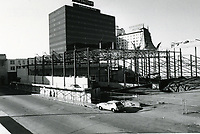 1979 Construction of Grauman's Chinese Theater #2 & #3