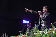 """Auftritt von Gilbert beim Open Air-Festival """"Der Berg bebt!"""" vom 15.07.2017 auf dem Plaun Grond, Flims."""