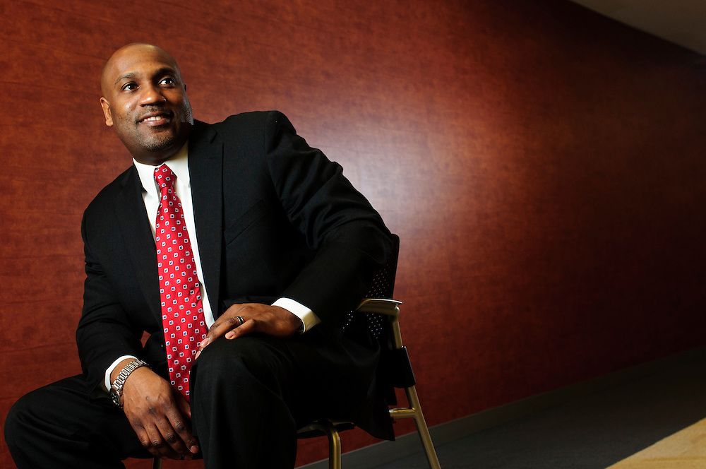 Berlon Hamilton leads Supplier Diversity initiatives at Hospira.