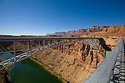 Highway 89, Navajo Bridge, Arizona
