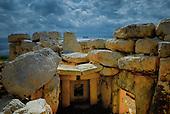 Mediterranean Sea - Megalithic monuments